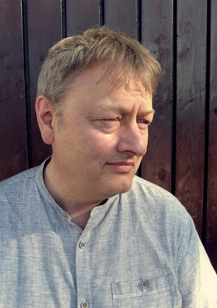 Jarosław Siwiński [foto I. Kobylańska]